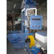 Экструзионная линия ПНД, 45-й шнек, 500 мм, Алеко - 500, 2006 г.в. фото