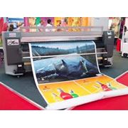 Баннер оракал сетка фотобумага широкоформатная печать фото