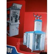 Металические шкафы, КТП (киоссочного типа) фото