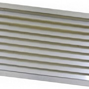 Решетка вентиляционная алюминиевая РАГ 300х500 фото