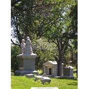 Изготовление памятников, надгробий, цоколь, кресты, вазы, столы, лавочки, фото