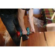 Монтаж мебели фото