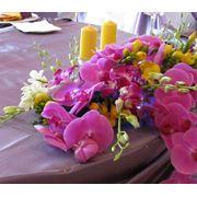 Флористическое оформление праздников фото