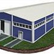 Строительство быстровозводимых зданий из сэндвич-панелей фото