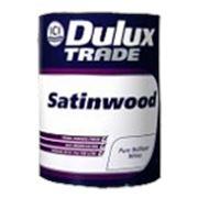 Dulux Trade Satinwood - Эмаль по металлу и дереву. фото