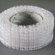 Сетка натуральная белая 5 см/10 м 3307 фото