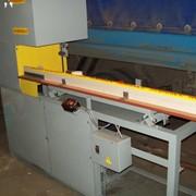 Станок ленточный отрезной для производства туалетной бумаги. (СЛО) фото