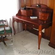 Мебель из дерева под заказ. Доставка, монтаж, гарантия. фото