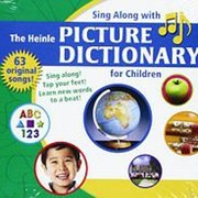 Jill Korey, O'Sullivan The Heinle Picture Dictionary for Children - Sing Along CD фото