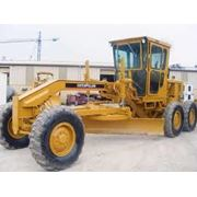 Грейдер Caterpillar CAT120G фото