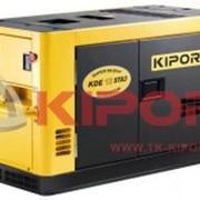 Электростанции дизельные KDE16STA3 KIPOR фото