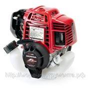 Двигатель бензиновый Honda GX25 STSC фото
