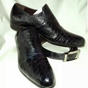 Обувь мужская по вашим меркам из натуральной кожи фото
