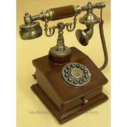 Телефон-ретро 17*17*26см (уп.1/6шт.) фото