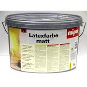 Краска для внутренних работ Latexfarbe matt фото