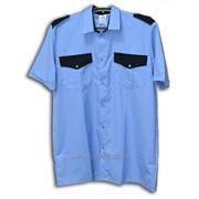 Рубашка с коротким рукавом мужская фото