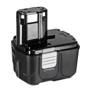 Аккумулятор (акб, батарея) для шуруповертов HITACHI PN: BCL 1415, BCL 1430, EBL 1430, 322435 EB 1412S, 324367 EB 1414S, 315129 EB 14B фото
