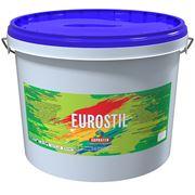 Краска для внутренних и наружных работ Eurostil 14кг 42кг 7кг 14кг 25кг фото