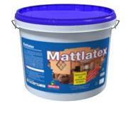 Краска Mattlatex фото