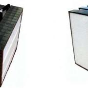 Фильтр компактный W-формы серии C-CELL-W с предфильтром фото