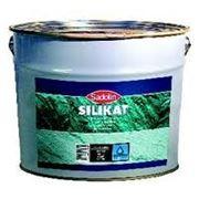 Краска силикатная SADOLIN SILIKAT фото