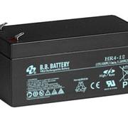 Свинцово-кислотная аккумуляторная батарея HR 4-12 для UPS фото