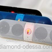 Колонка с радиоприемником+Bluetooth F-808 фото