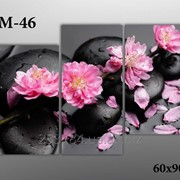 Картина модульная М-46, размер 60х90 фото