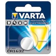 Батарейка Varta CR1632 литиевая фото