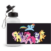 Спортивная бутылка My Little Pony, Май Литл Пони №1 фото