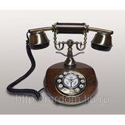 KIt) телефон кноп. (дерево) (813720)