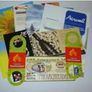 Печать офсетная: буклеты, брошюры, флаера, плакаты. фото