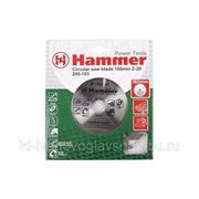 Диск пильный Hammer 160мм*20*20/16мм по дереву фото