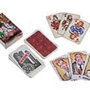 """Карточная игра """"Мафия-мини"""", Задира-Плюс, в плёнке, 17 л. Мафия+ 36 л. колода карт """"Русские"""", 4076 фото"""