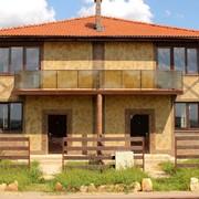 Дом площадью 110,5 кв.м. Материал строительства – «газобетон» продажа Одесса фото