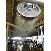 Система туманообразования для агропромышленного комплекса Technocooling фото