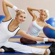 Оздоровительный фитнес, фитнес для беременных, аквафитнес (аквааэробика), детский фитнес. фото