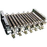 Блоки резисторов крановые типов Б6М БК12МС БЗ и БК6 фото