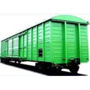 Организация подачи вагонов в Молдове. фото