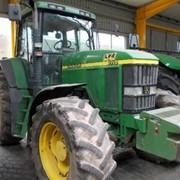 Тракторы John Deere 7710 фото