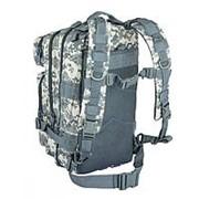 Рюкзак тактический, серая цифра, 20 л. фото