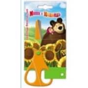 Маша и Медведь: Ножницы 135 мм безопасные фото