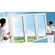 Montarea geamurilor termopan фото