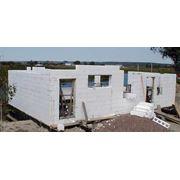 Constructia unei case temoTermocasaTermodom din penoplast in Moldova de la GarantDesign. фото