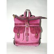 Рюкзак кожаный «Гармония» фото