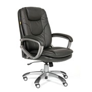 Кресло CHAIRMAN 668 black фото
