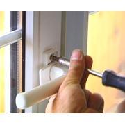 Montarea geamurilor PVC фото