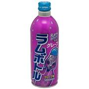 Безалкогольный газированный напиток, 500 гр. Sangaria GRAPE (COLD) фото