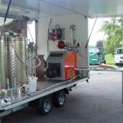 Мобильный мини-завод по переработке плодов, ягод и овощей. фото