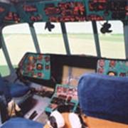 Комплексный тренажер вертолета Ми-8/Ми-17 фото